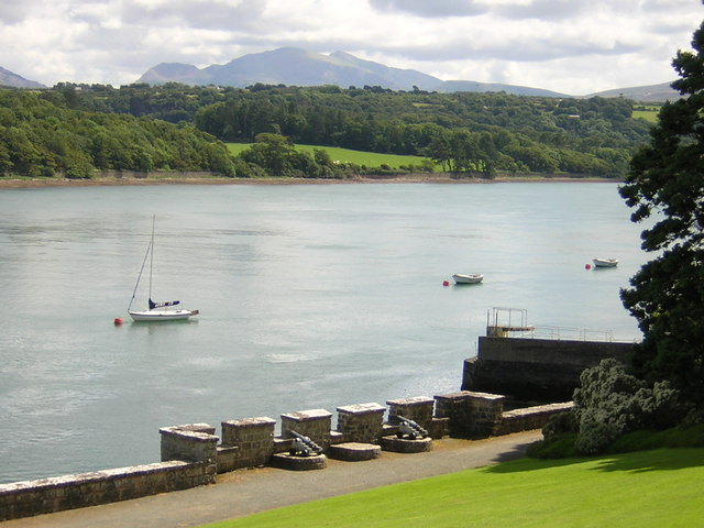 http://commons.wikimedia.org/wiki/File:The_Menai_Strait_with_Snowdonia_in_background_-_geograph.org.uk_-_518989.jpg