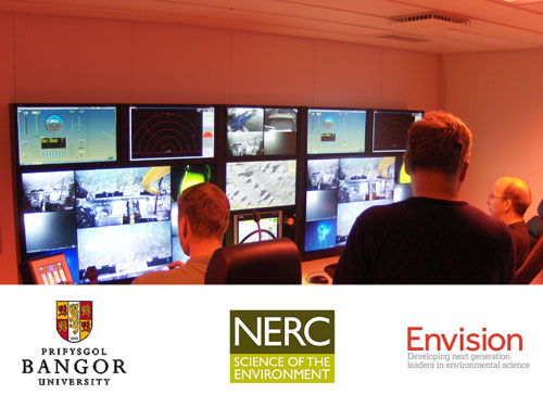 Undergraduate research experience placement in deep-sea oceanography/ecology